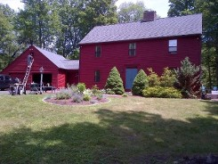 Exterior Painting near Southington, CT - Barn